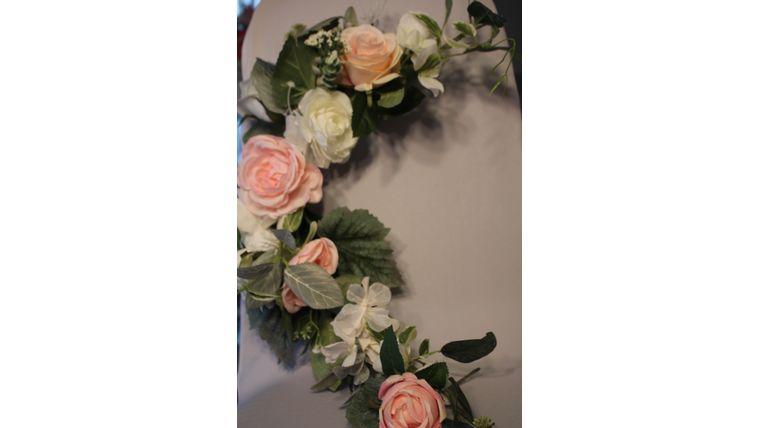 Picture of a Floral Garland