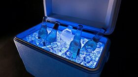 Image of a LED Cooler