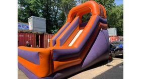 18' Purple & Orange Slide image