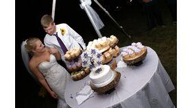 Cheese Cake Display image