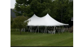 Image of a 30 x 45 Pole Tents