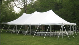 Image of a 30 x 50 Frame Tents