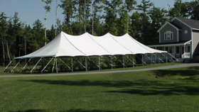 Image of a 30 x 60 Pole Tents
