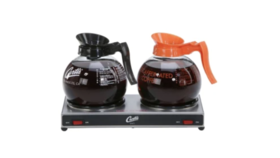 Image of a 2 Coffee Pot Warmer