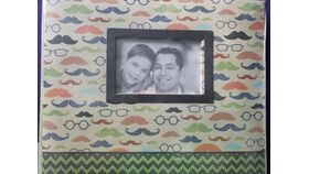 Image of a Photo Booth Memory Scrapbook