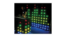 Image of a Chauvet Motion LED Table Facade