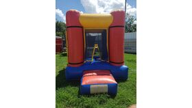 Image of a Toddler Bounce House