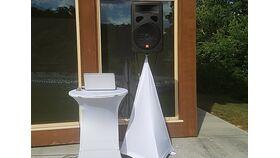 Image of a Secondary Sound Setup