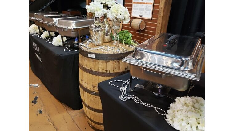 Picture of a Catering Services( See Changes in Notes)