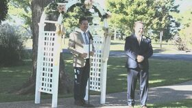 Image of a Day of Wedding Officiant
