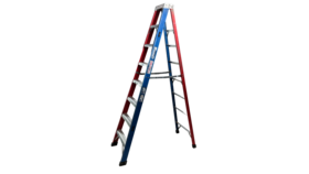 Image of a 8' Step Ladder