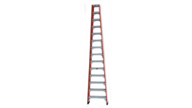 Image of a 14' Double Step Ladder
