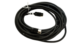 Image of a 50' 6 Gauge Twist Lock Cable