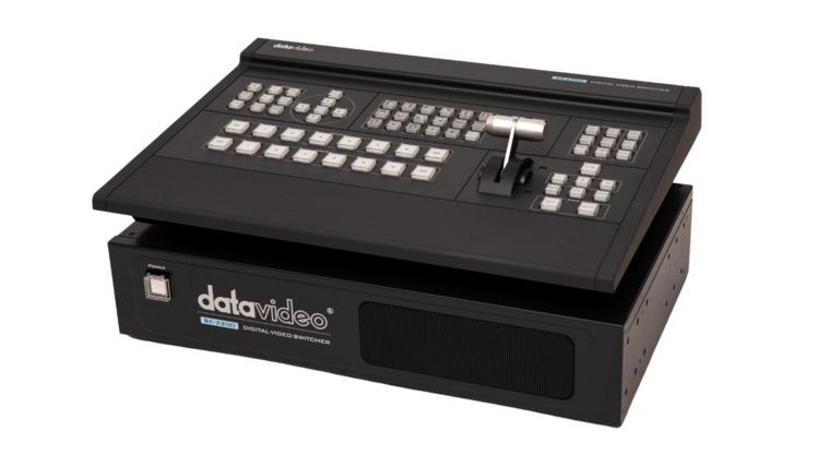 Picture of a Datavideo SE-2200 Video Switcher