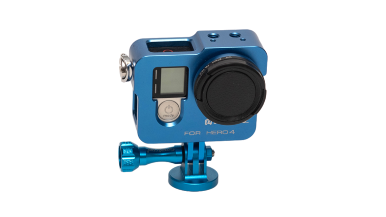 Picture of a Go Pro Hero 4