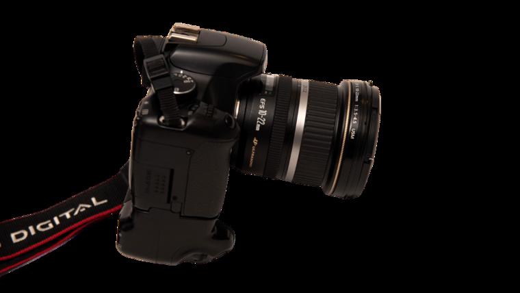 Picture of a Canon Rebel Xsi Camera