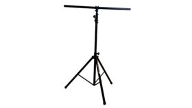 "Image of a 12' ""T"" Bar Light Stand"