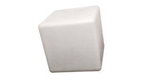 "Image of a 16"" Battery Powered LED Cube"