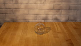 Image of a 3 Inch Glass Bud Vase