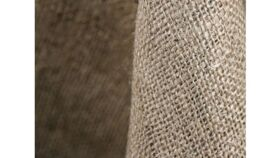 "Image of a 12"" 120"" Runner Faux Burlap"