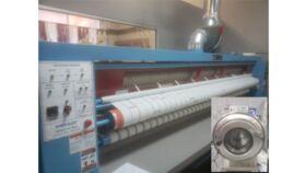 Image of a Wash/Press - Drape (per foot)