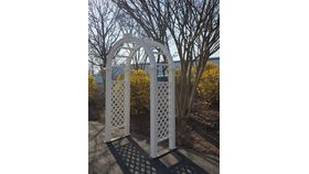 "Image of a 52"" Nantucket Legacy Arbor Arch"