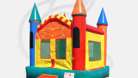 Image of a Castle 3 Bounce House