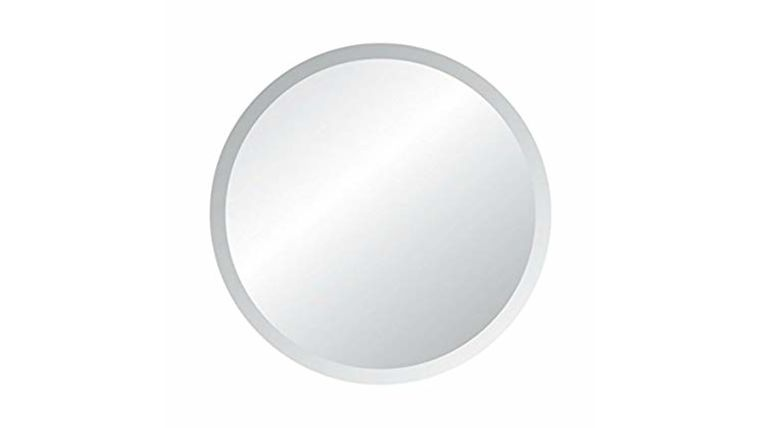 """Picture of a 14"""" Beveled Mirror"""