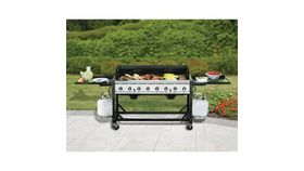 Image of a 5' Gas Grill