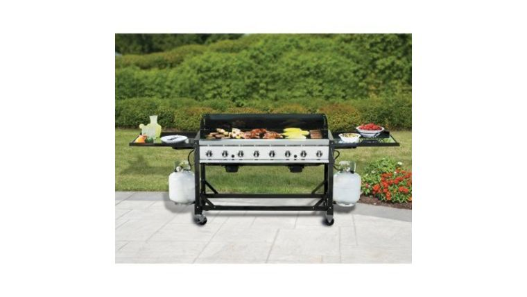 Picture of a 5' Gas Grill