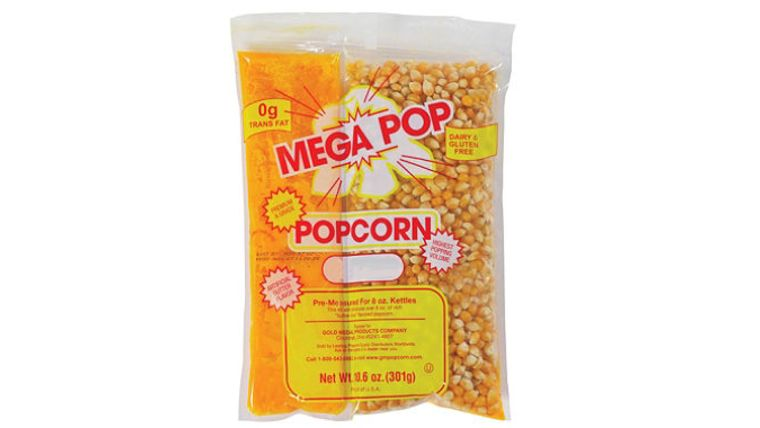 Picture of a Popcorn Kit