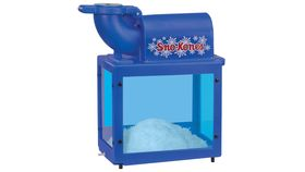 Image of a SnoCone Machine