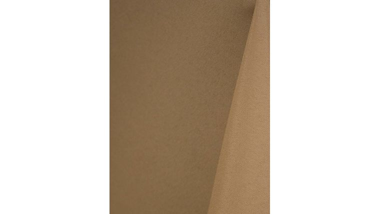 "Picture of a 108"" Round Tablecloths Camel W50 Value-Tex"