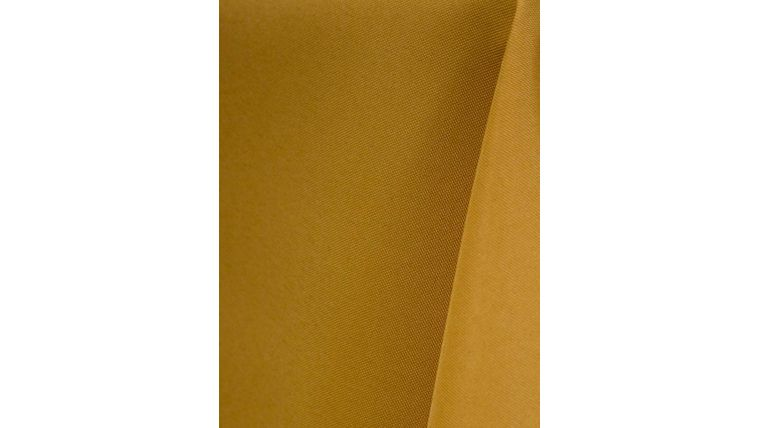 """Picture of a 108"""" Round Tablecloths Gold W05 Value-Tex"""