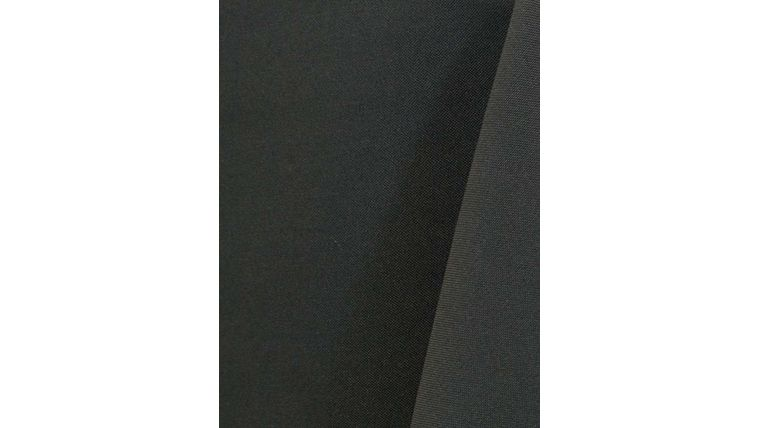 "Picture of a 108"" Round Tablecloths Gun Metal W74 Value-Tex"