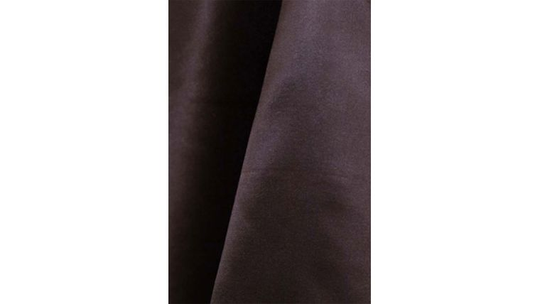 """Picture of a 4"""" 108"""" Chair Sash Brown 626 Poly Satin"""
