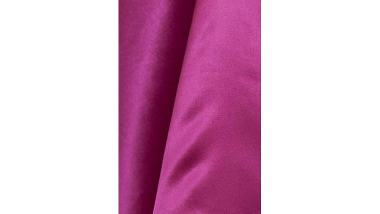 """Picture of a 4"""" 108"""" Chair Sash Hot Pink 613 Poly Satin"""