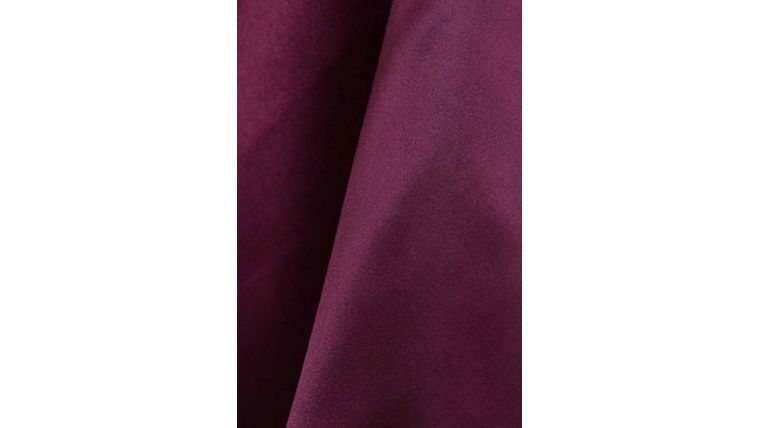 """Picture of a 4"""" 108"""" Chair Sash Burgundy 632 Poly Satin"""