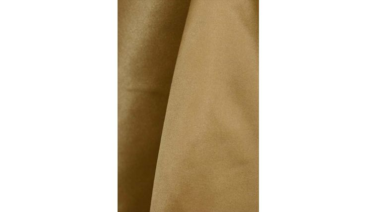 """Picture of a 4"""" 108"""" Chair Sash Gold 605 Poly Satin"""