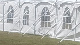 "Image of a 20' Sidewall Window (40"" Wide Pole Tent)"