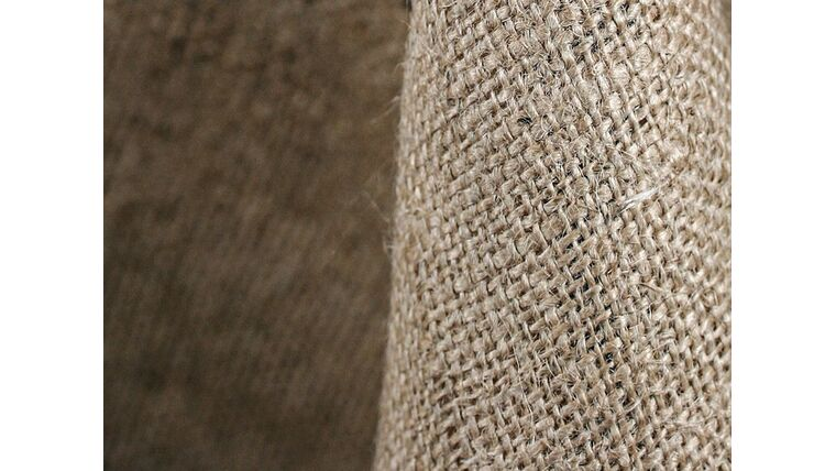 "Picture of a 4"" 108"" Chair Sash Faux Burlap"