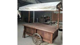 Image of a Bar Trolley