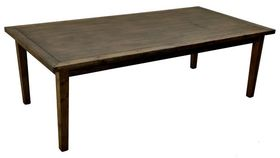 """Image of a King Farm Harvest Table 48"""" x 96"""""""