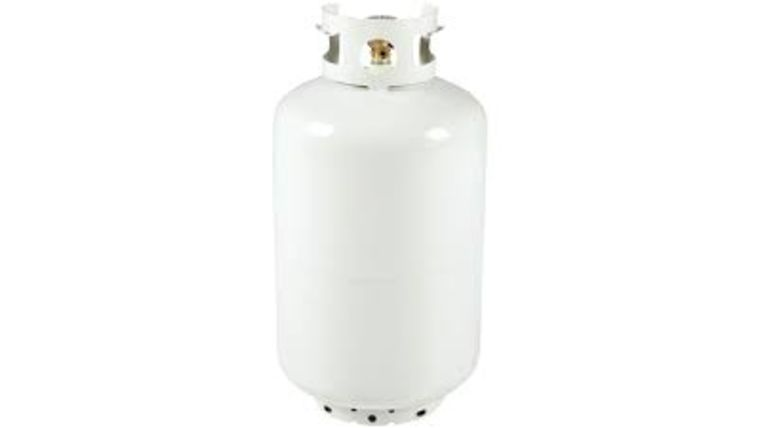 Picture of a Propane Tank 30#