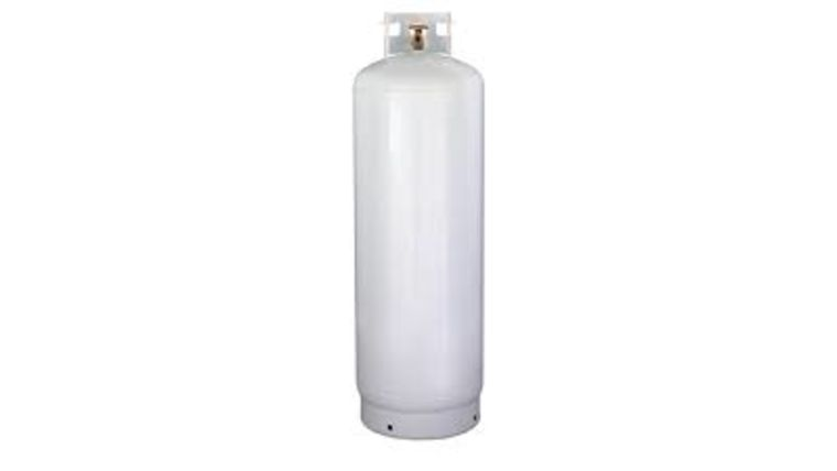 Picture of a Propane Tank 100 #