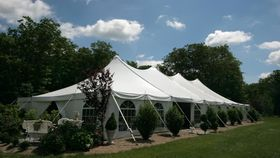 Image of a Larger Tents Are Available