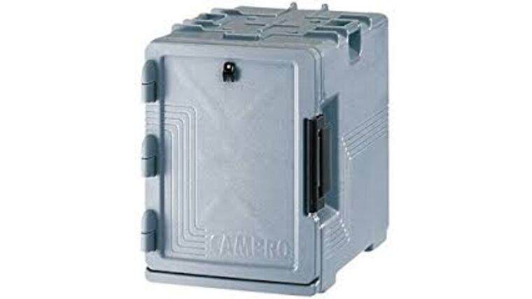 Picture of a Cambro Hot or Cold Food Transporter