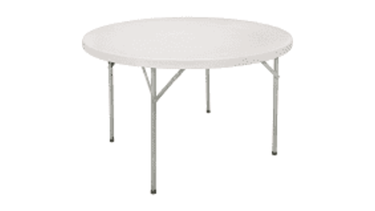 Picture of a 5' Round Table