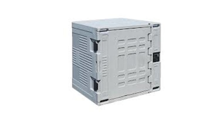 Picture of a Cold Cube