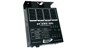 Image of a DMX Dimmer Unit - 4 Channel